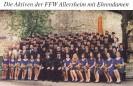 Aktive FFW mit Ehrendamen 1997