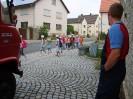 03.07. Feuerwehrhausbesichtigung Grundschule Giebelstadt