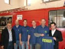12.04. Sponsor Feuerwehr Polo-Shirts