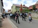 03.07. Feuerwehrfest Wolkshausen